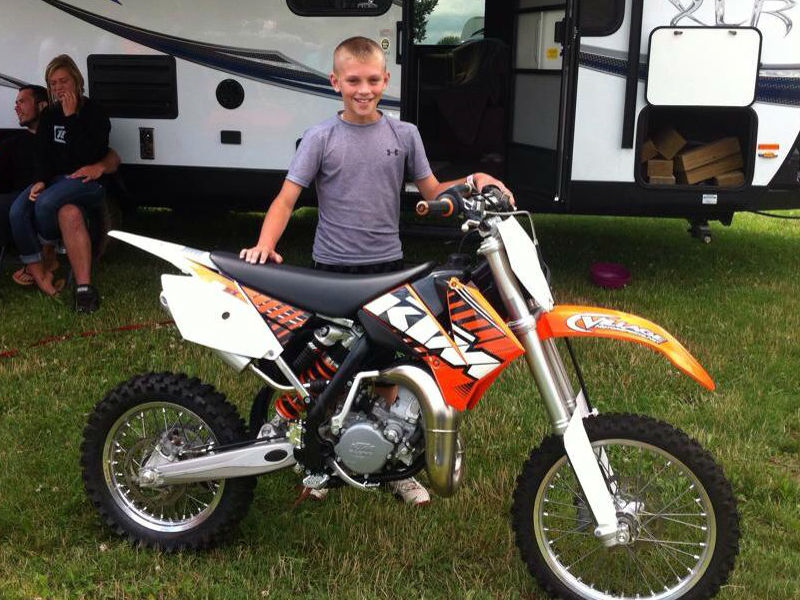 Little Kids, Big Kids and Dirt Bikes | Motorbike Mike